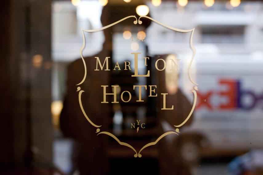 Marlton Hotel Espresso Bar Amp Margaux Restaurant