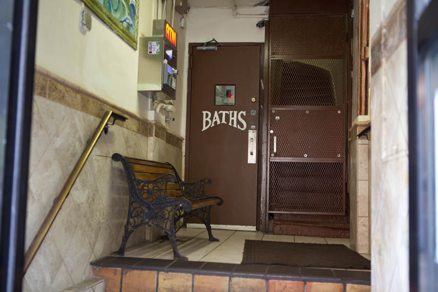 New York Russian Baths Are 116