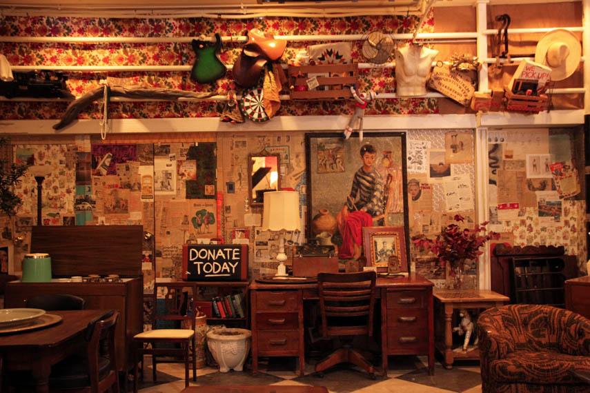 Cure Thrift Shop Manhattan Sideways