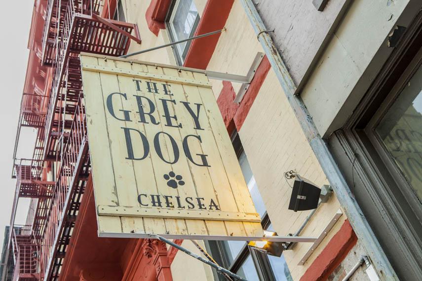 Grey Dog Bedford And Carmine : The grey dog manhattan sideways