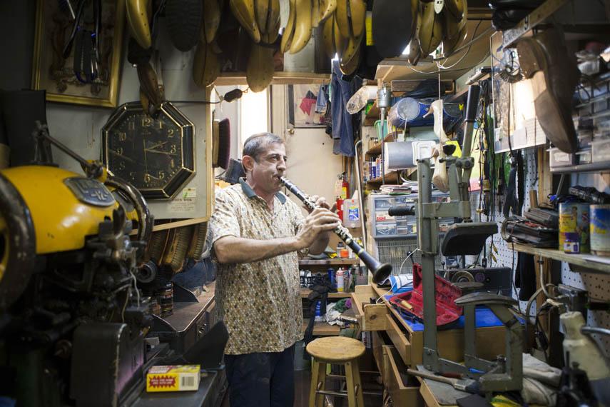 Uriel S Shoe Repair Shop New York Ny