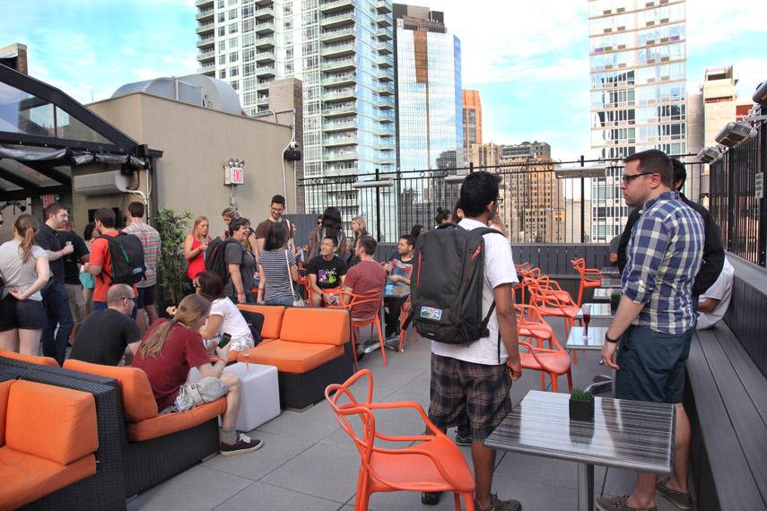 Cloud Social Manhattan Sideways