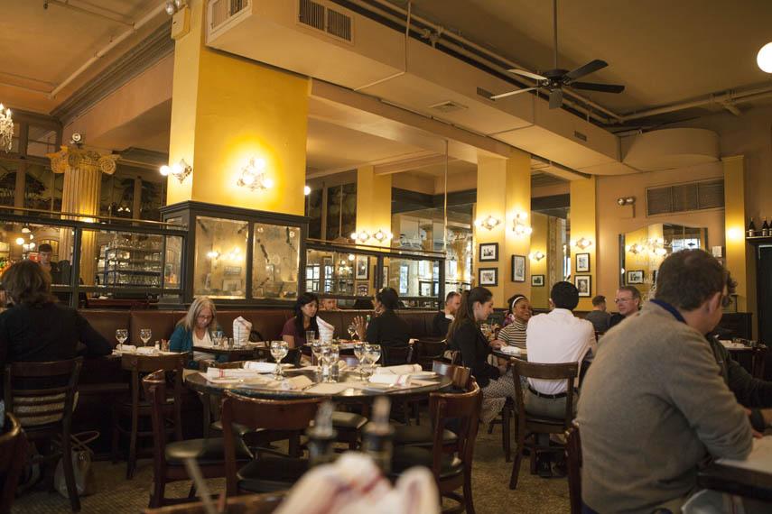Cafe Un Deux Trois Nyc